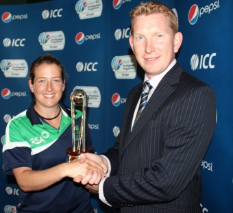 Ireland Women win European Crown