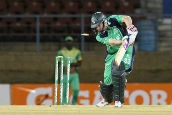 Ireland lose heavily to Guyana in first game