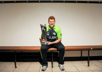 O'Brien recalls ICC U19 World Cup days