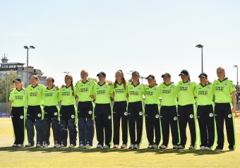 Ireland Women's Energy Boost ahead of World T20 opener