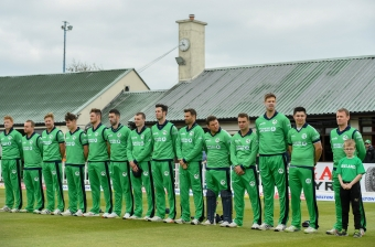 Selectors show faith in current Ireland squad as no changes made for remainder of ODI Tri-Series