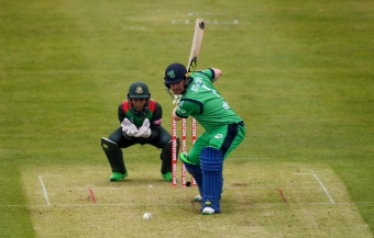 Stirling and Porterfield hit record partnership, but Ireland fall short against Bangladesh