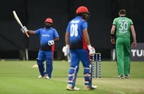 Afghanistan squares the series after comprehensive win over Ireland in second ODI