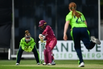 West Indies' Taylor dominates the Irish in first T20I of the series