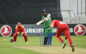 Near-complete team display see Ireland claim first victory in the ODI Series against Zimbabwe