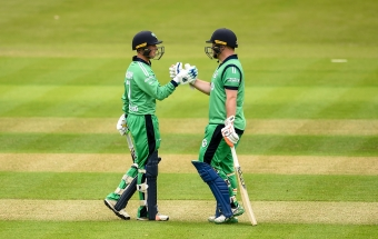 First-ever series win at home against a Full Member, as Ireland go 2-0 up against Zimbabwe