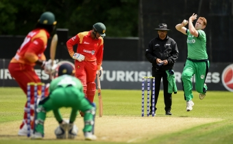 Ireland completes 3-0 clean sweep of ODI series against Zimbabwe