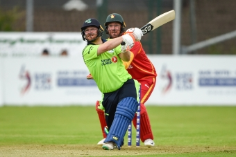Ireland cruise to 9-wicket victory against Zimbabwe in second T20 International