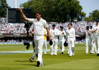 Day One: Murtagh magic at Lord's