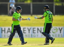 Ireland cruise to 4-wicket win over big-hitting Scottish side in GS Holding T20I Tri-Series