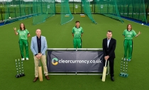 Clear Currency's newest investment is in future Irish international cricketers