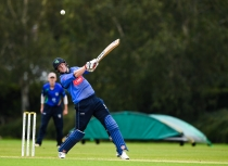 Kevin O'Brien smashes 82 - and own car window - in Leinster Lightning win