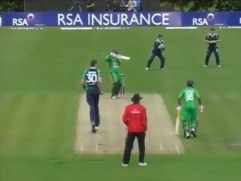 Ireland v Bangladesh Highlights