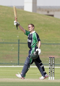 Porterfield's record-breaking 127 not out gives Ireland fourth successive win at the ICC World T20