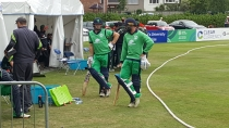 Wolves defeated in first T20