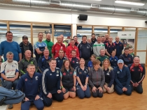 Coach developers share knowledge and experience at national workshop