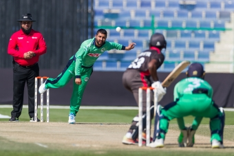 Sensational Singh spins Ireland to victory