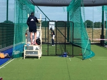 Ireland's elite cricketers begin their return to training today under tight protocols