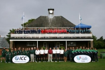 Pepsi ICC Europe U15 Div 1 starts on Sunday