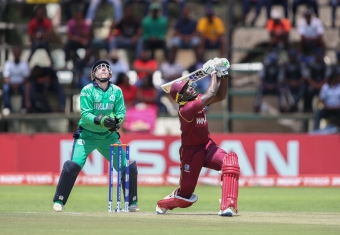 No Gayle blew, but Windies rally to defeat Ireland