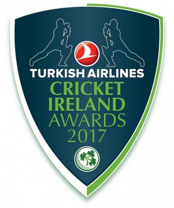 Turkish Airlines Cricket Ireland Awards 2017 Nominations Announced