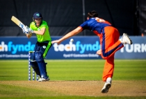 Netherlands chase down big Irish target to leave in GS Holding T20I Tri-Series in the balance