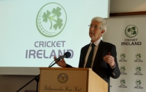 Cricket Ireland announces David O'Connor as new President