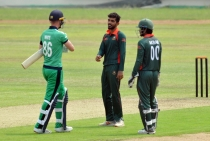 Ireland Wolves finish tour with T20 defeat