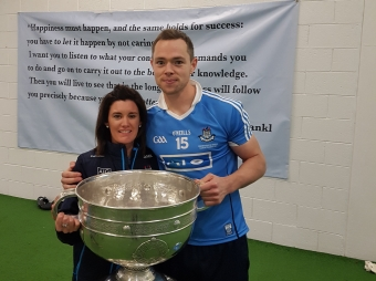 """Still a huge stigma working with a sport psychologist"": An interview with Anne Marie Kennedy"