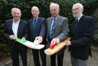 1969 Sion Mills team honoured at event in Dublin