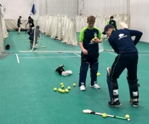Shapoorji Pallonji Cricket Ireland Men's Academy starting to flex muscles on the international stage