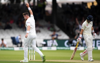 Day Two: Ireland fight back to leave Lord's Test finely poised heading into third day