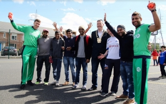 Adamstown Cricket Club to be recognised with Special Award on Friday