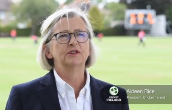 President Aideen Rice reveals her highlight of 2018