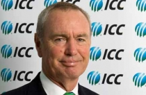 Alan Isaac named as ICC President