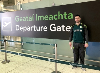 Ireland Men's cricket team depart on first-ever three-format tour, player interviews