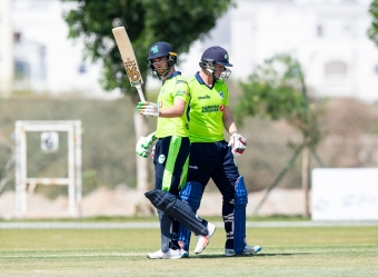 Interview: Andrew Balbirnie on Oman series, watching Stuart Poynter bat and 'feeling old'