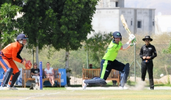 Ireland begins Oman T20I series with a confident win over Netherlands