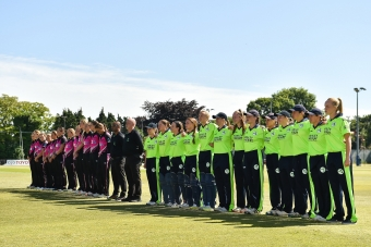 Ireland Women v New Zealand White Ferns - 13 June 2018