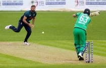 REPORT: Little achieves lift-off but Foakes fights to deny Malahide miracle