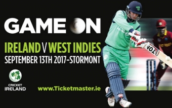 Game On for Ireland and West Indies