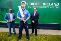 Test Triangle going out to bat again for Irish cricket