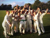 Ireland Women - ECB T20 Division Two Champions