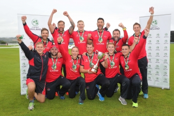 Waringstown win Sunday Independent All-Ireland T20 Cup