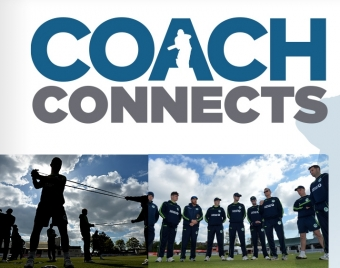 Coach Connects - A webinar on the 'coaching journey'