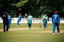 Afghanistan powers to victory and claims series win over under-par Ireland