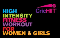 CricHIIt - The Online Workout Challenge