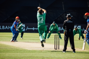 Revised tour dates for Ireland v Afghanistan series released
