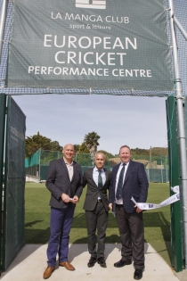Cricket Ireland & La Manga to bat together