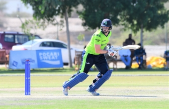 Interview: Kevin O'Brien on his record-breaking century in Oman